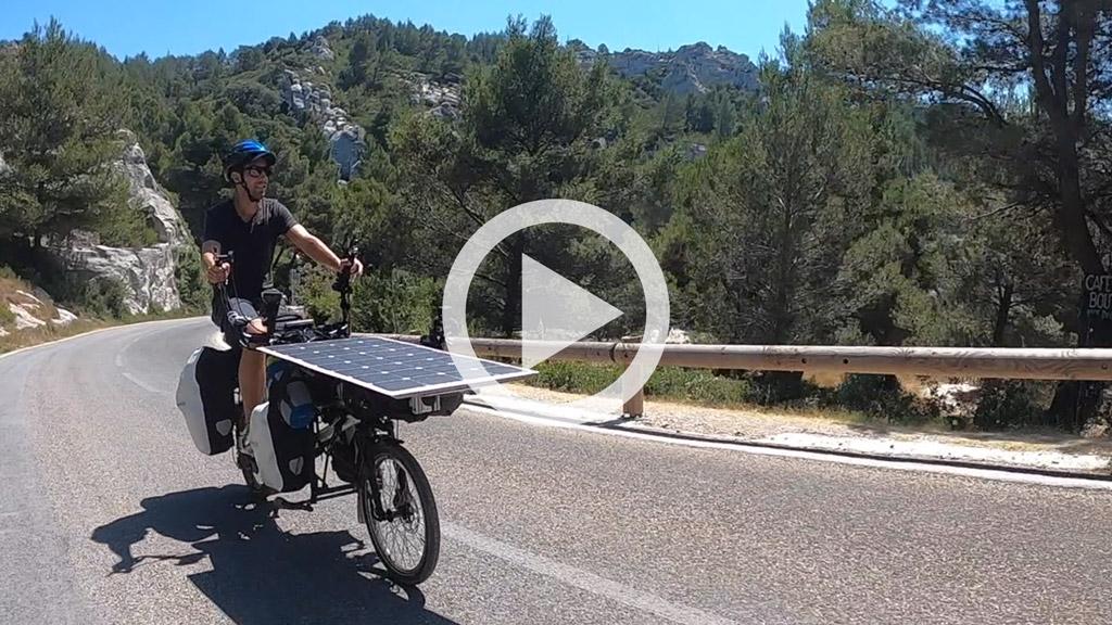 100km Autour d'Avignon, c'est quoi ce vélo ?